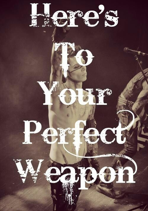 Perfect Weapon - Black Veil Brides