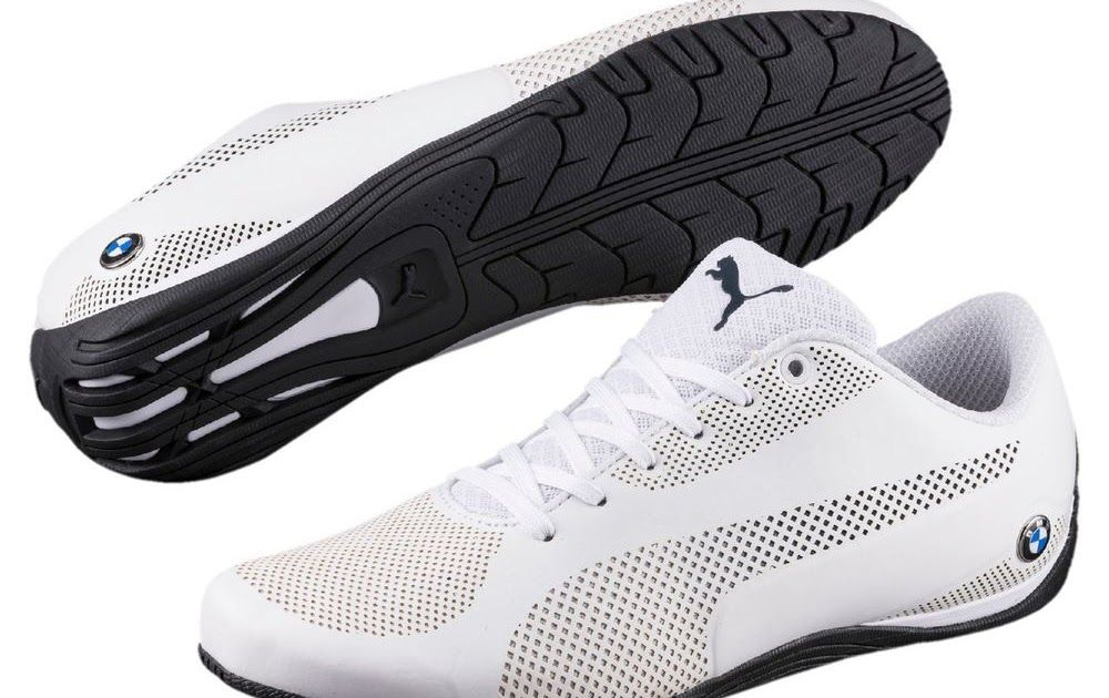 PUMA BMW Motorsport Drift Cat 5 Ultra Training Shoes Men Low