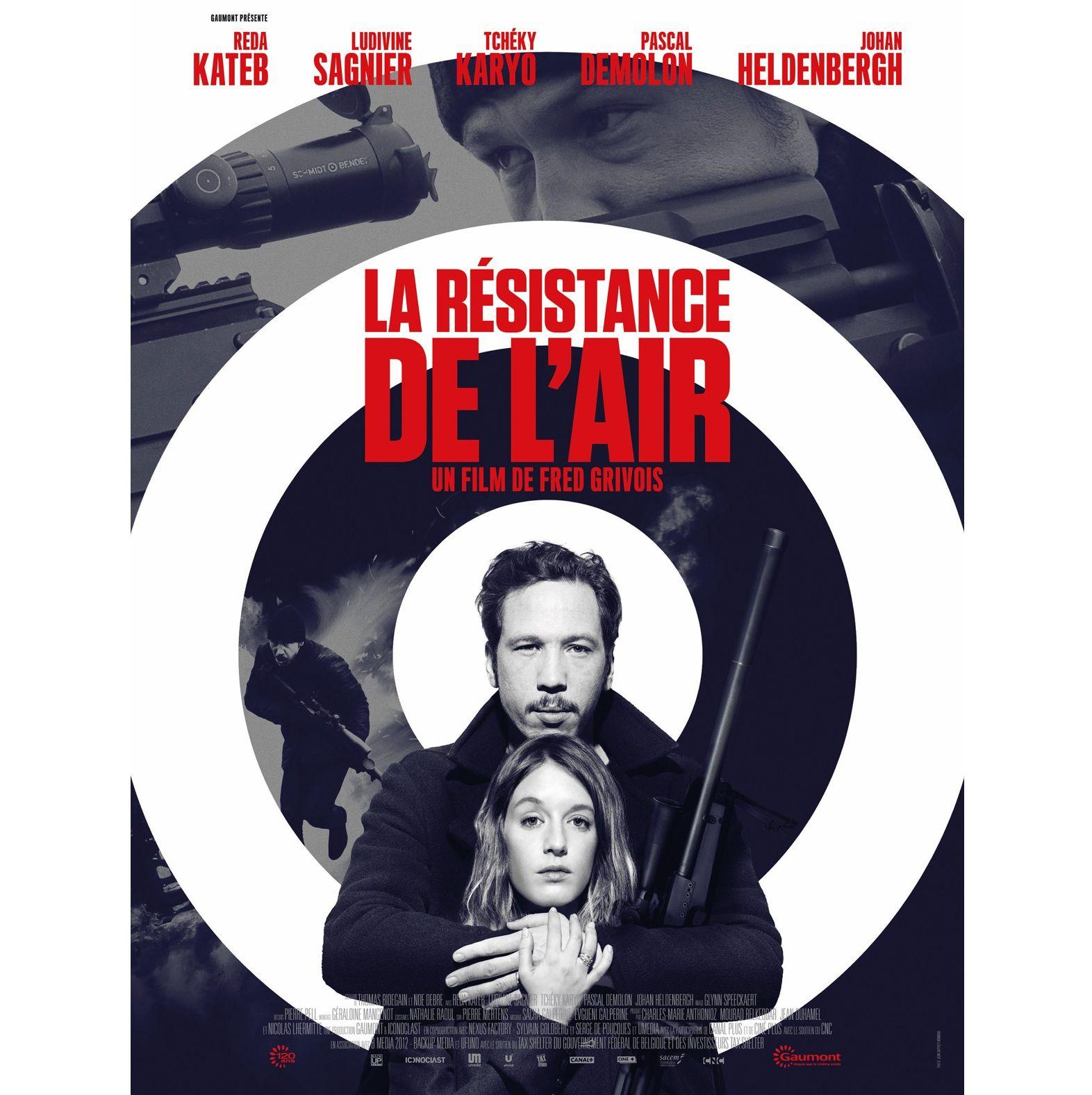 La résistance de l'air Fred Grivois Film, Bande