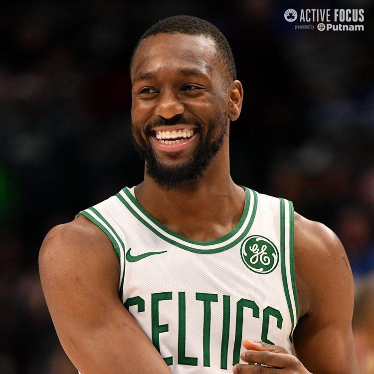 Kemba Walker Boston Celtics Celtic Basketball Players