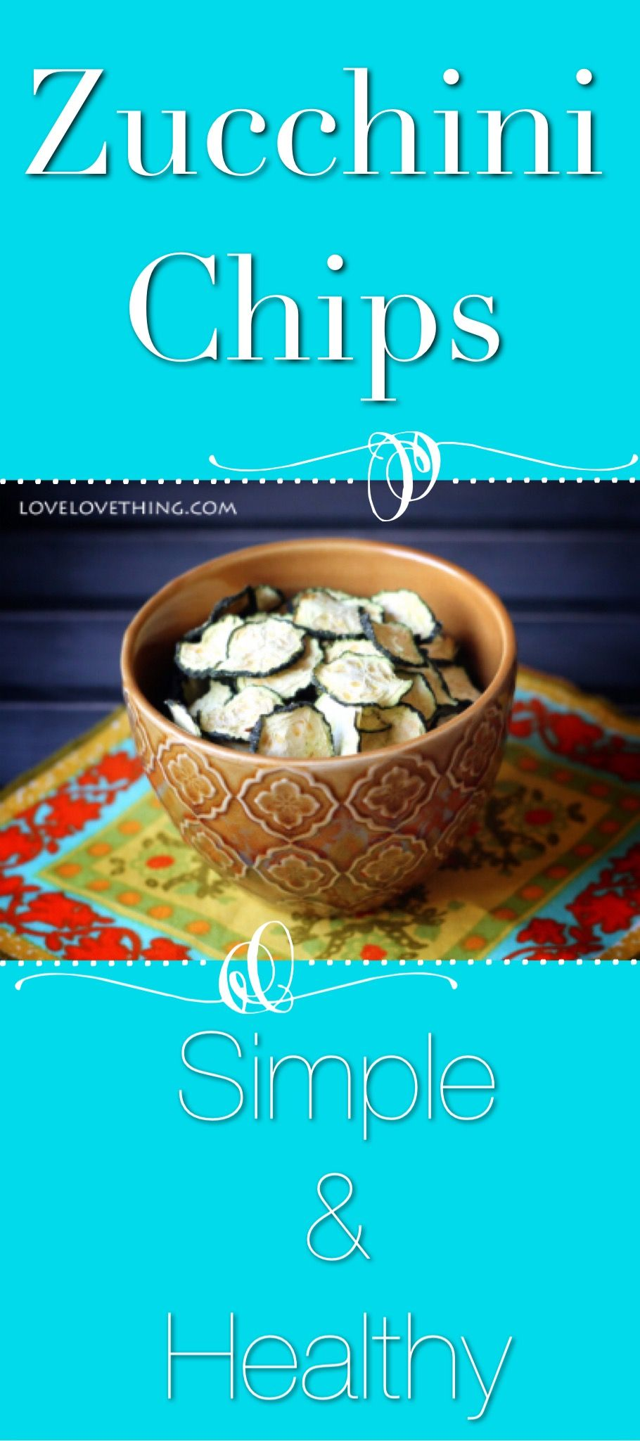 How to dehydrate zucchini zucchini chips dehydrated zucchini real food recipes dehydrated zucchini chips are so simple and healthy and you can completely customize the flavor forumfinder Choice Image