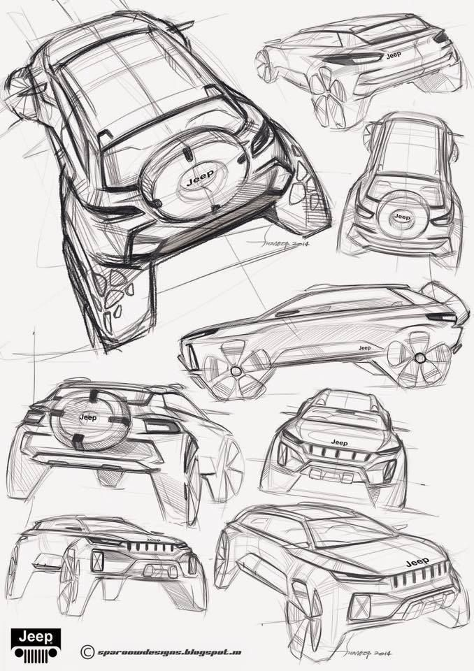 http://sparoowdesigns.blogspot.hu/ | Car Design | Pinterest ...