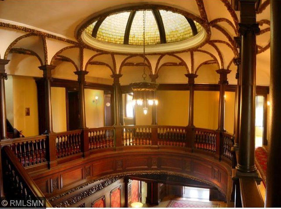 Duluth Home Mansions, Real estate website design