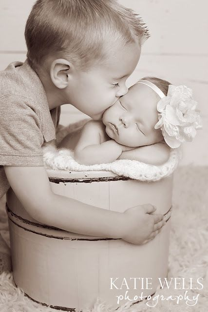 Katie Wells Photography: {Idaho Falls Newborn & Child Photographer} Cooper & Sydney