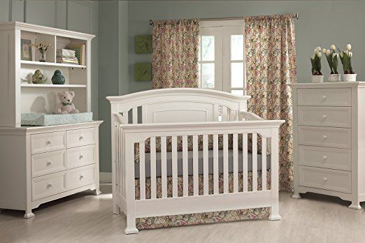 Munire Medford Lifetime 4-in-1 Crib, White | Baby Cribs & Nursery ...