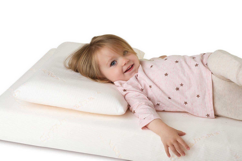 Clevamama Clevafoam Toddler Pillow