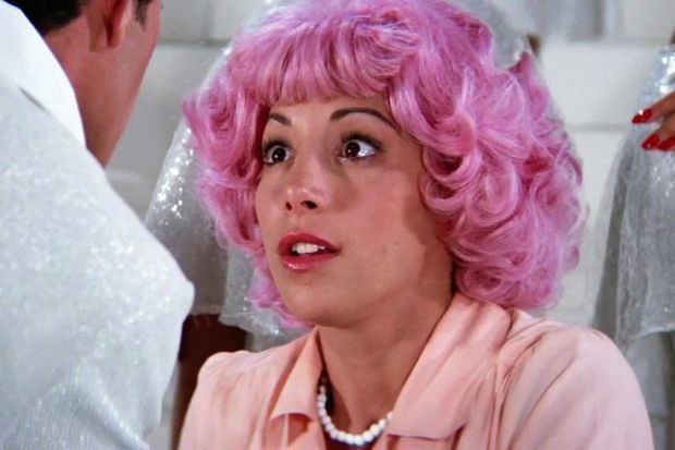 Easy Halloween Costumes For Those Of Us With Nontraditional Hair Colors Halloween Costumes Colors Easy Halloween Costumes Pink Costume