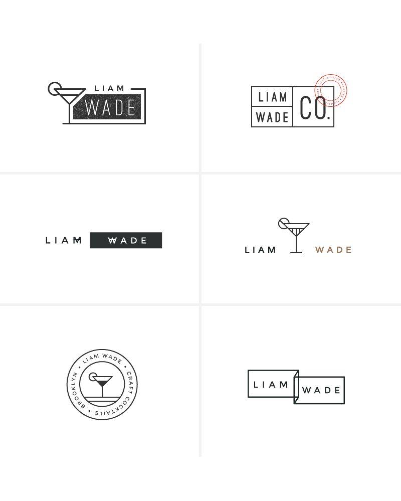 Design Process Liam Wade Irene Victoria Toronto Freelance Graphic Designer Graphic Design Logo Freelance Graphic Design Logo Design Process