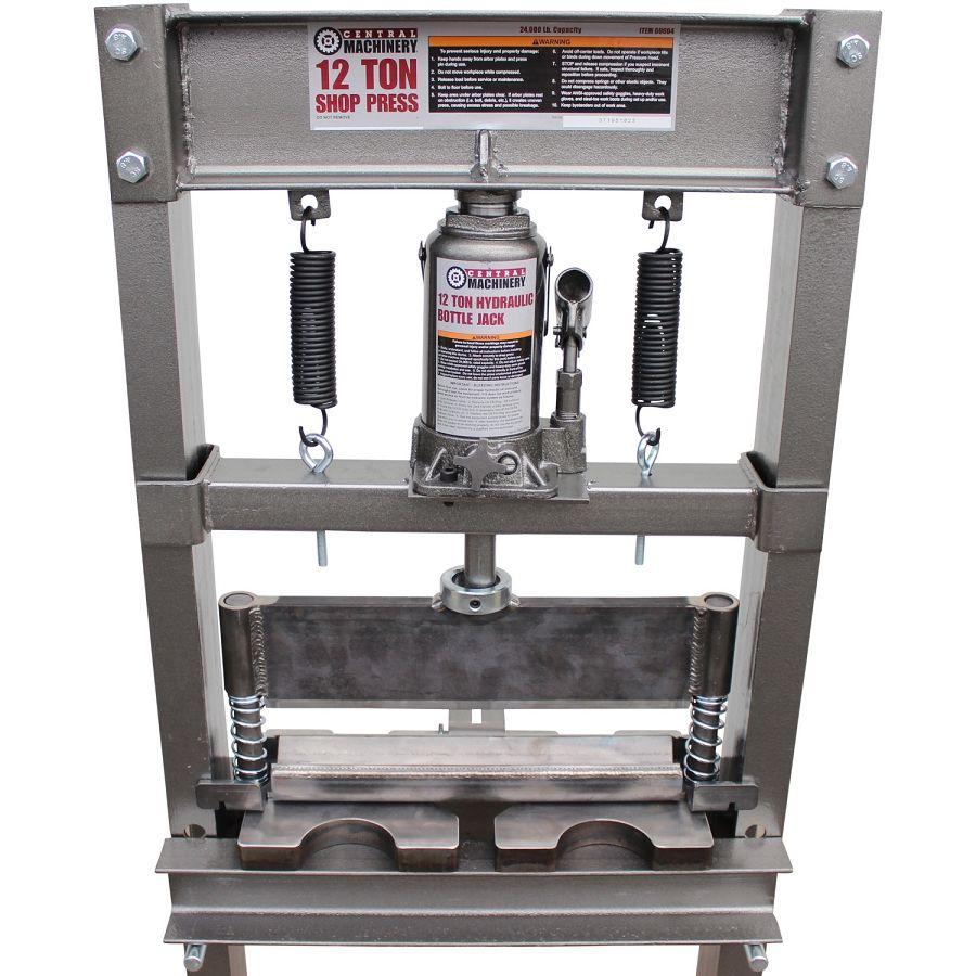 SWAG 12 TON Press Brake DIY Builder Kit Press brake