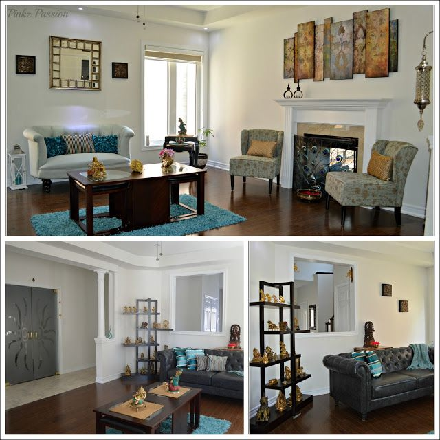 Living room indian decor home interior designing desi styles my style traditionally dec  also rh pinterest