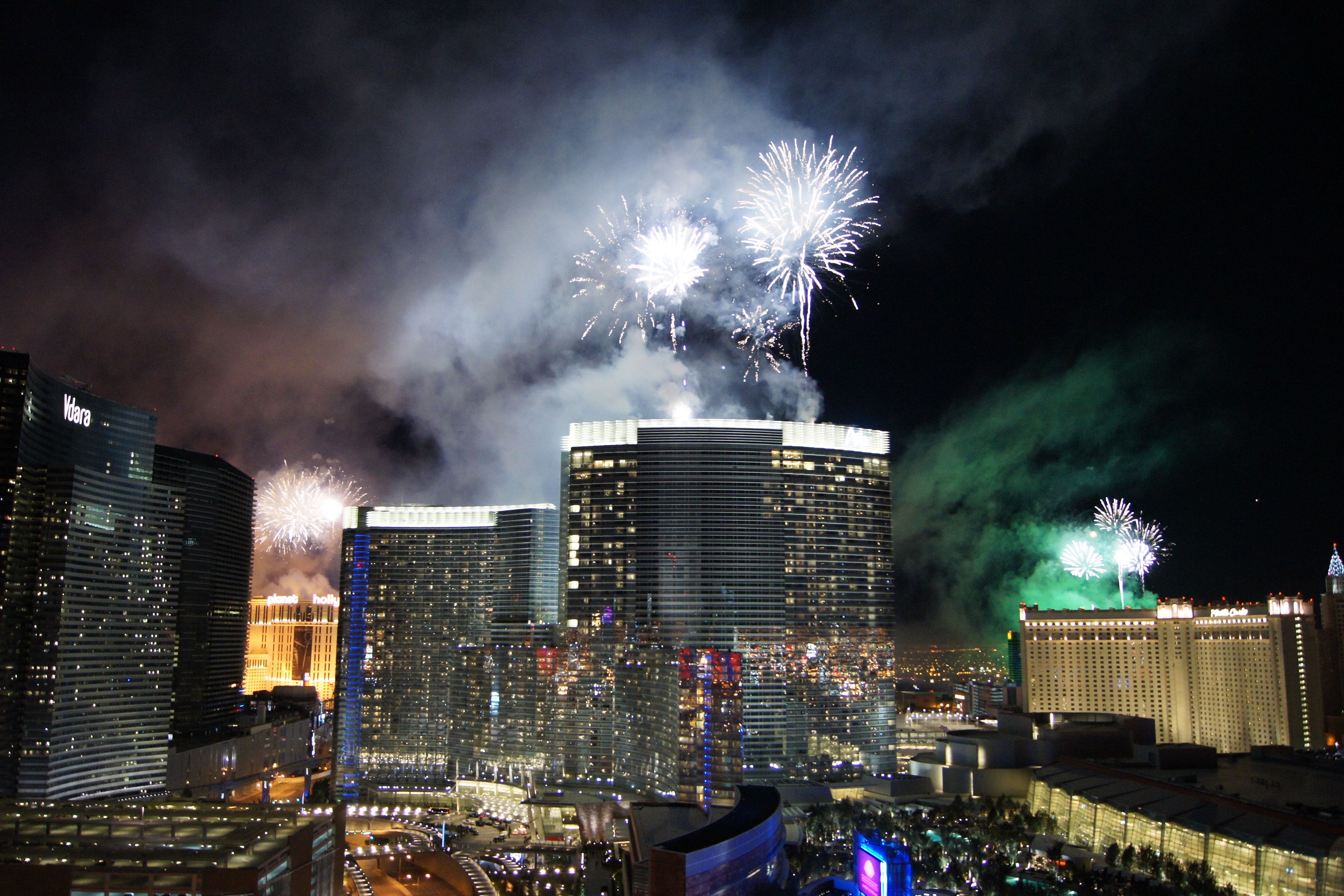 Guide to New Year's Eve in Las Vegas in 2020 New years