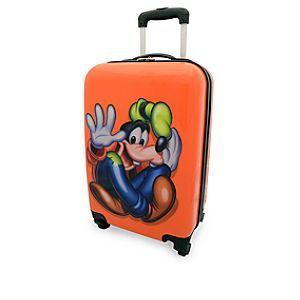 6afce1a83bcc6 Disney Goofy Stow-Away Luggage - 20'' | Disney StoreGoofy Stow-Away ...