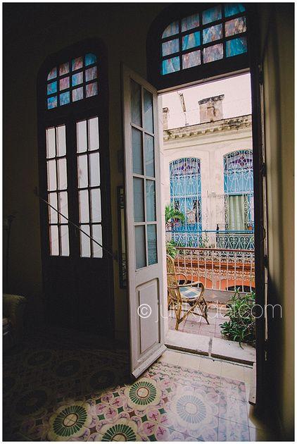 La Casa de Juan y Blanca Old Havana Cuba