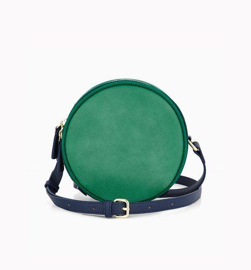 0facb8c54e vert sac rond clair Femme Promod Petit mode envies Petit 2018 dftqx