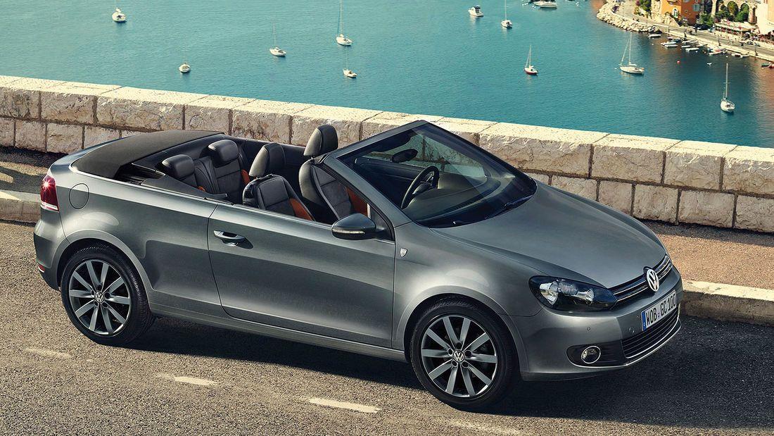 Vw Golf Cabrio Karmann Sondermodell Mit Exklusiv Charakter In 2020 Vw Golf Cabrio Cabrio Volkswagen Golf
