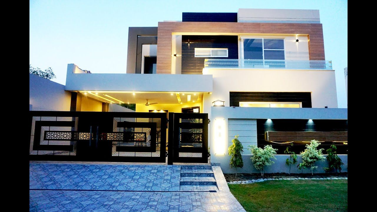 10 Marla Most Beautiful Design House Sale Dha Phase 6 Classic Desig 10 Marla House Plan House Styles Sale House