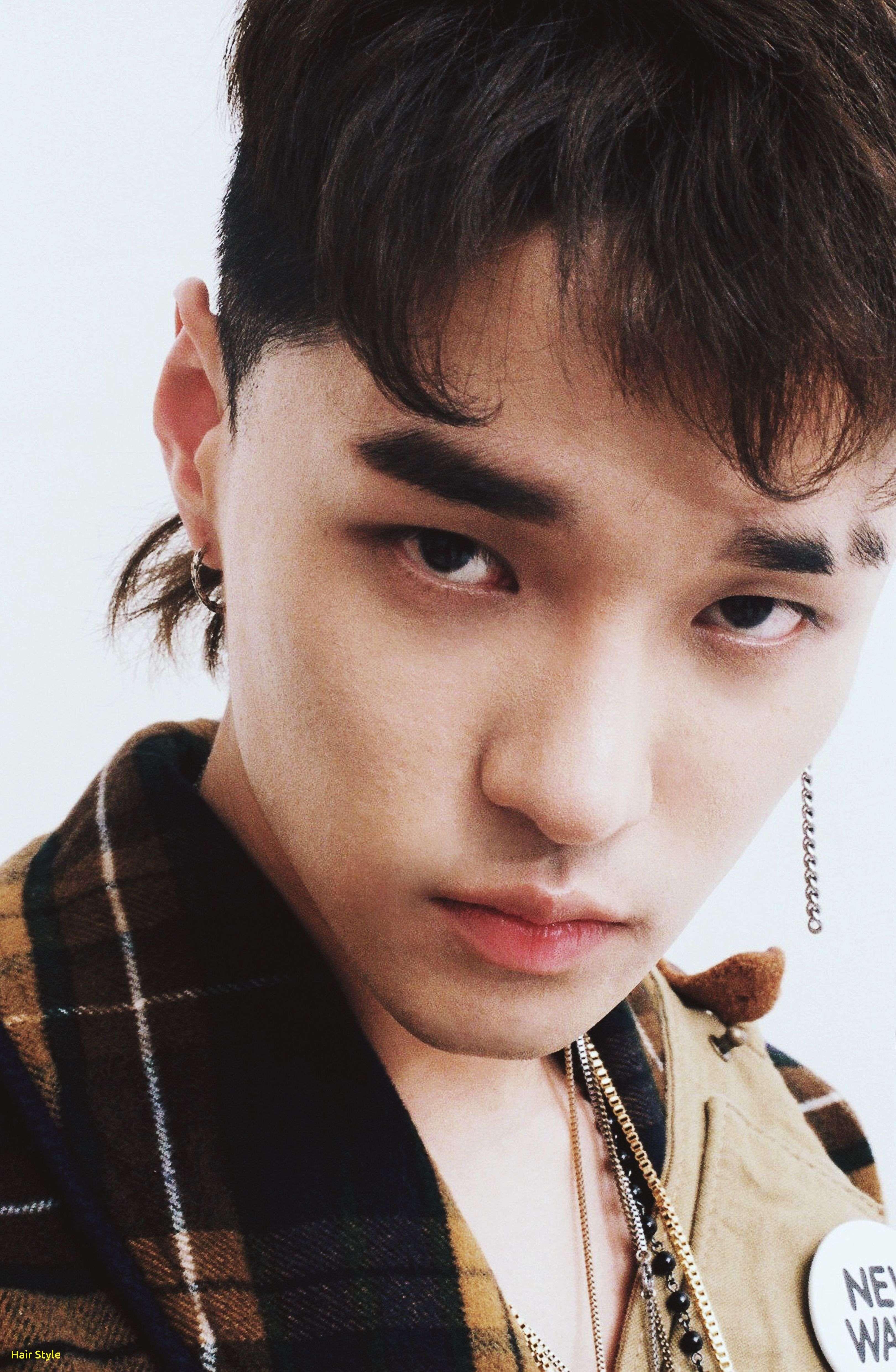 Schöne koreanische Frisuren Male Singer, Dean, Kwon hyuk