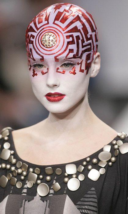 Britain Fashion Week - Manish Arora