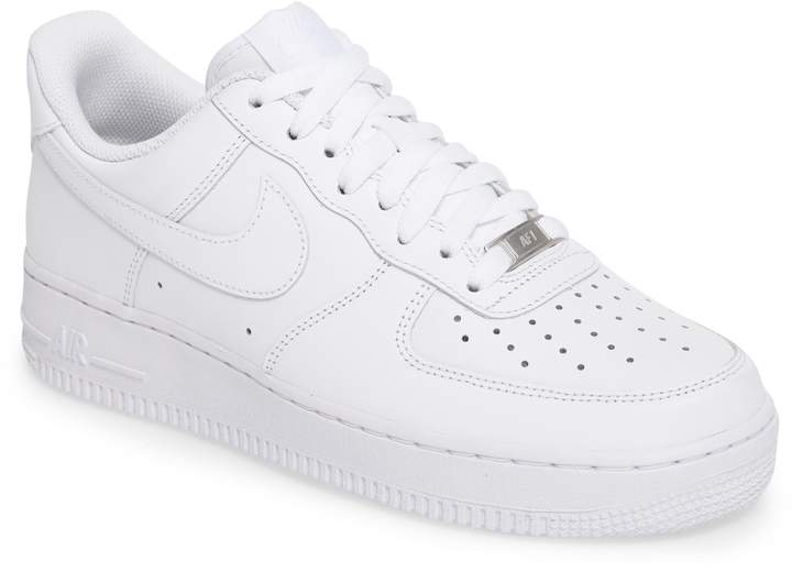 Nike AIR FORCE 1 07 White Fast delivery | Spartoo Europe
