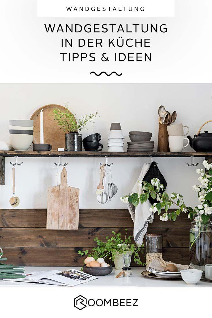 wandgestaltung in der küche » tipps & ideen   otto in 2020