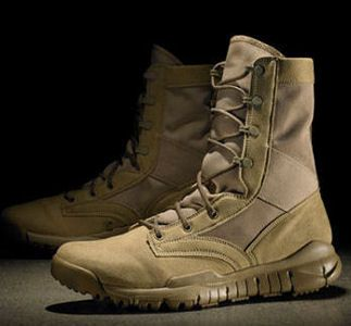 Nike® PRO COMBAT™ SF boots were recently update to be U.S.