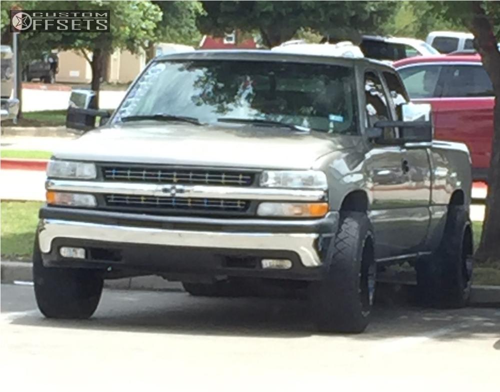 1999 Chevrolet Silverado 1500 Gear Alloy Big Block Fabtech