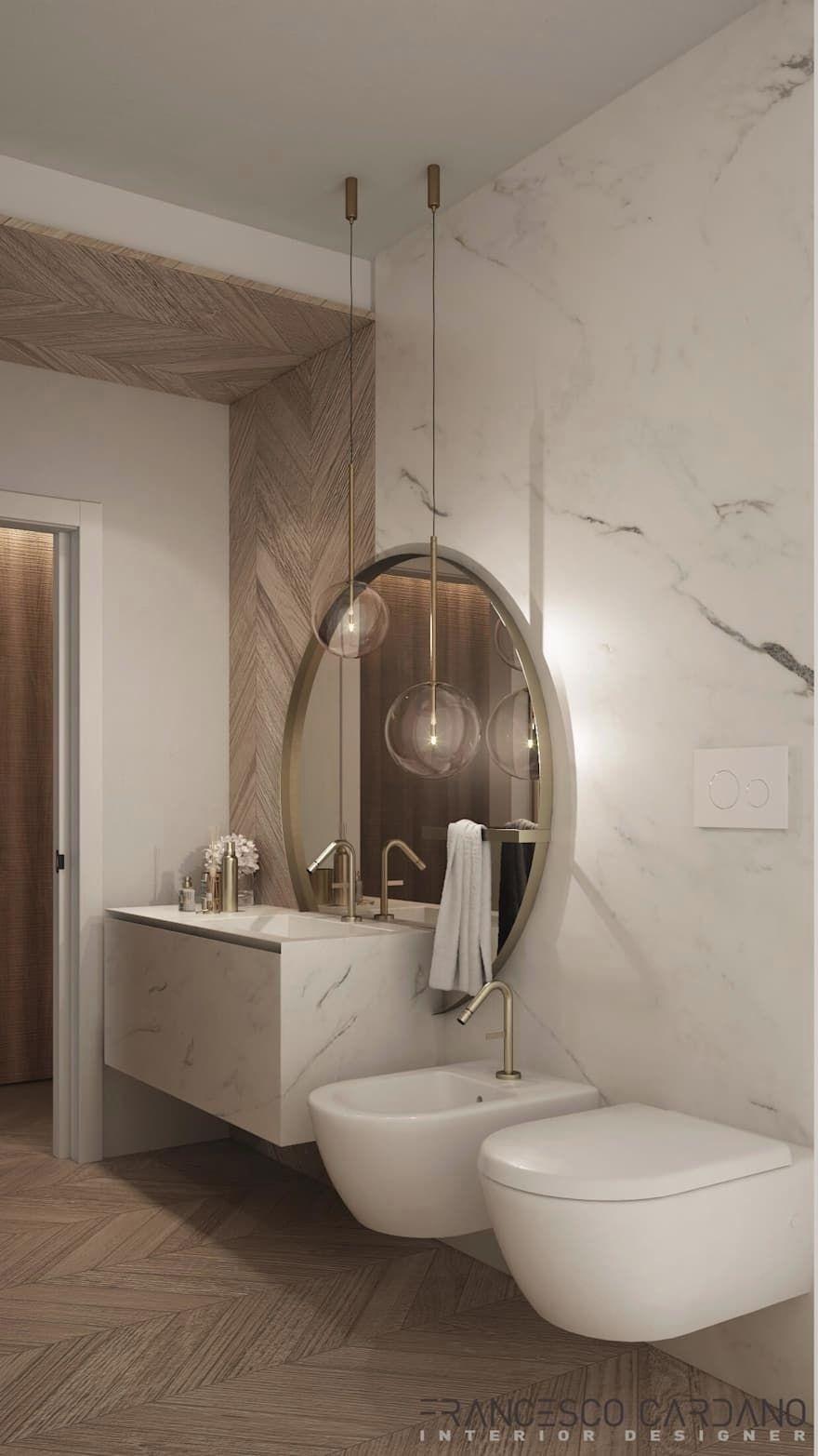 Idee Arredamento Casa Interior Design Homify In 2020 Bathroom Interior Bathroom Interior Design Modern Bathroom Design