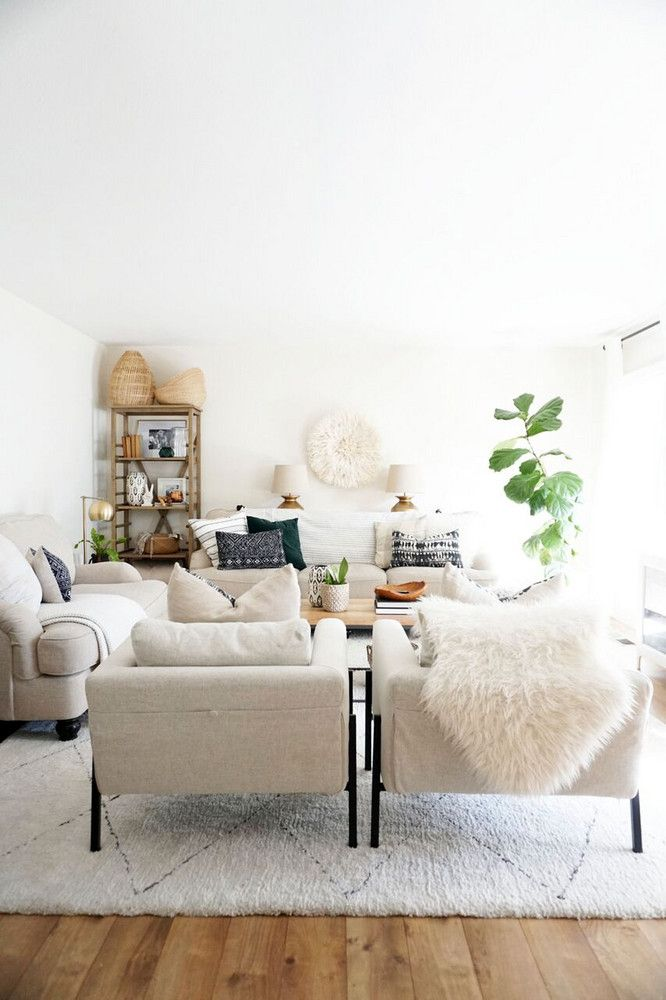 Home decor tour inspiration casual california bohemian living rooms also best room images in dining rh pinterest
