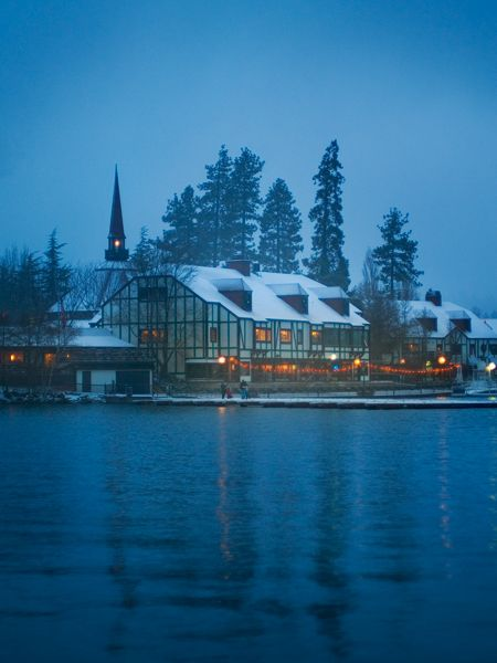 Lake Arrowhead Hotels For Christmas 2020 Lake Arrowhead, Christmas on the lake   Lake arrowhead california