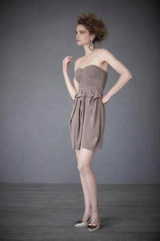 sculptural corset dress bridesmaid with images