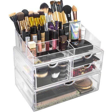 Beauty Large Makeup Organizers Makeup Storage Makeup Storage Case