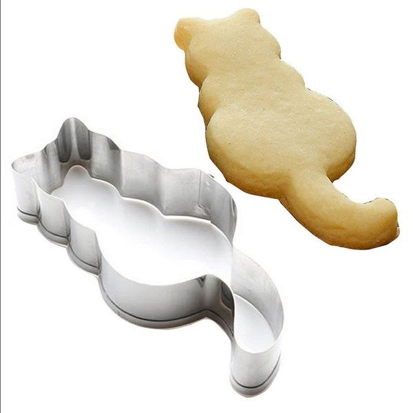 Puzzle Shape Stainless Steel Biscuit Cookies Cutter Cake Diy Mould Tool JO