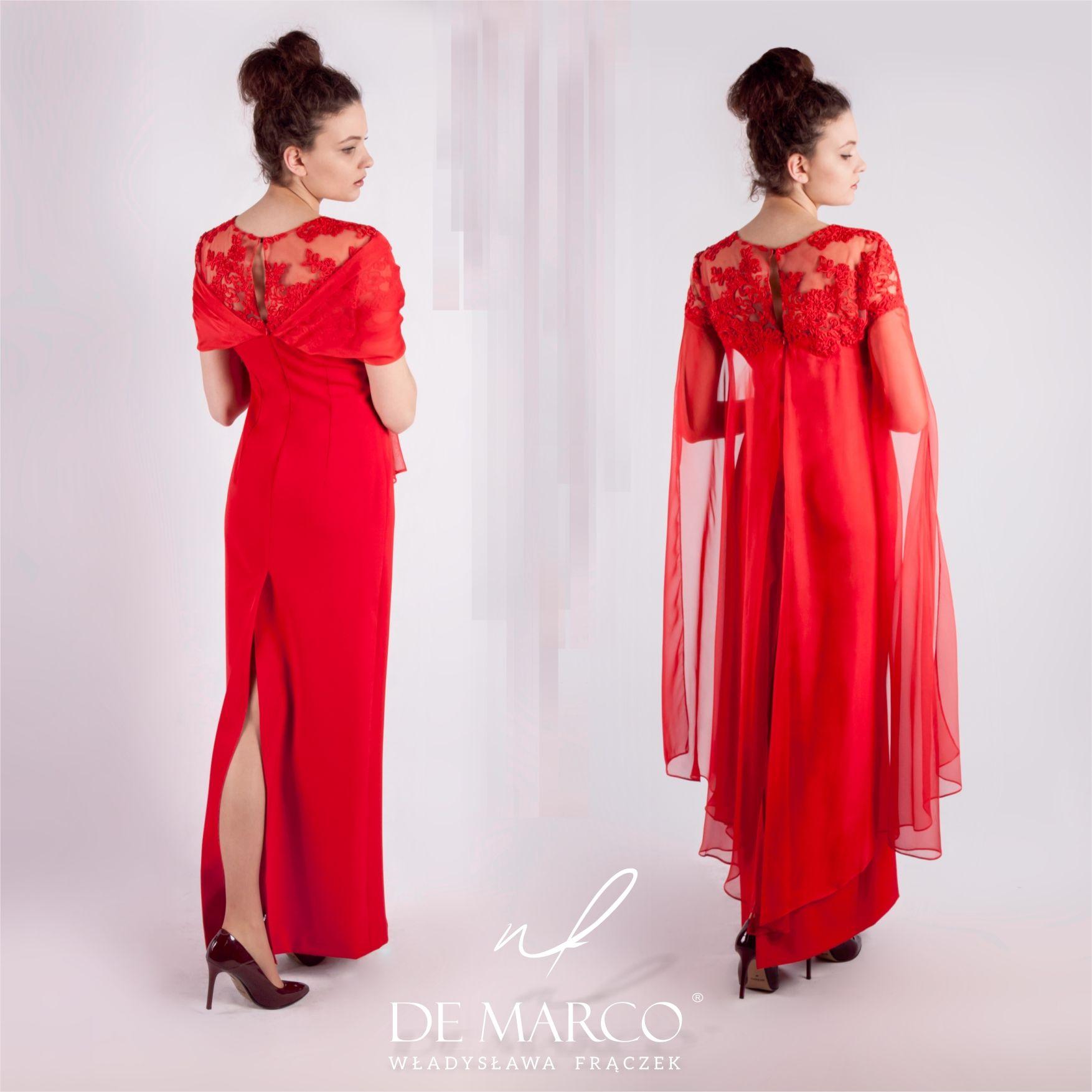 Dlugie Suknie Na Wesele Dla Mamy Szyte Na Miare U Projektantki Fraczek Sklep De Marco Fashion Bridesmaid Dresses Dresses
