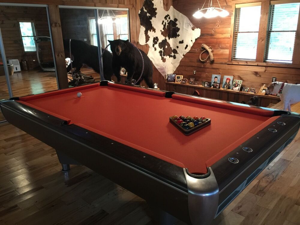 Details about Vintage AMF (possibly Grand Prix) Pool Table