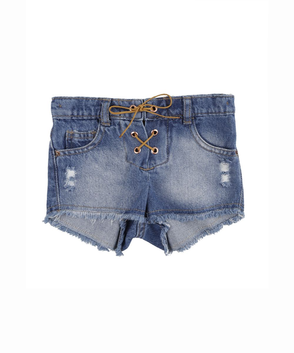 4c4259cc3 Short Jeans com Termocolantes Azul Médio - cea   Jeans   Denim ...