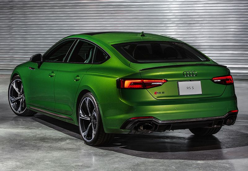 2019 Audi Rs5 Sportback Specifications Photo Price Information Rating