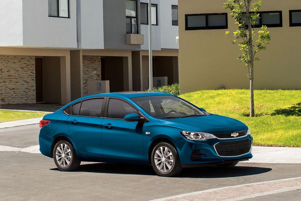 Chevrolet Cavalier 2020 Precios Versiones Y Equipamiento En
