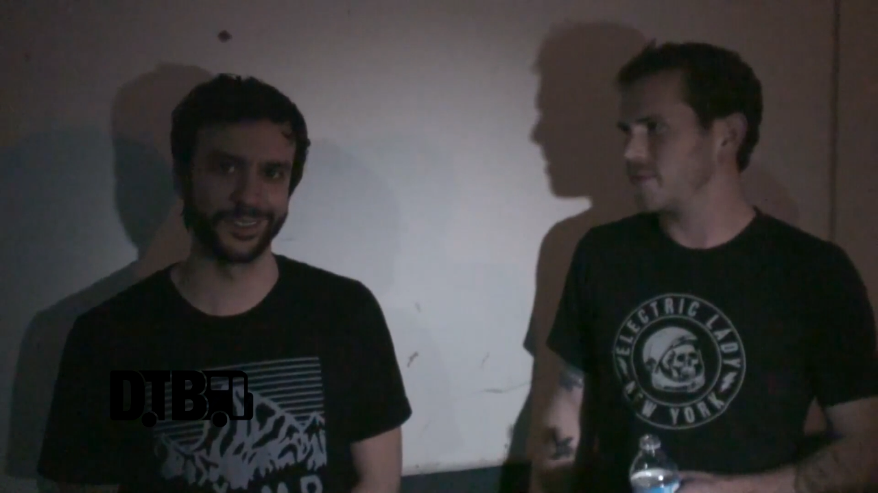 The indie rock band, Flagship, shares their tour prank story!