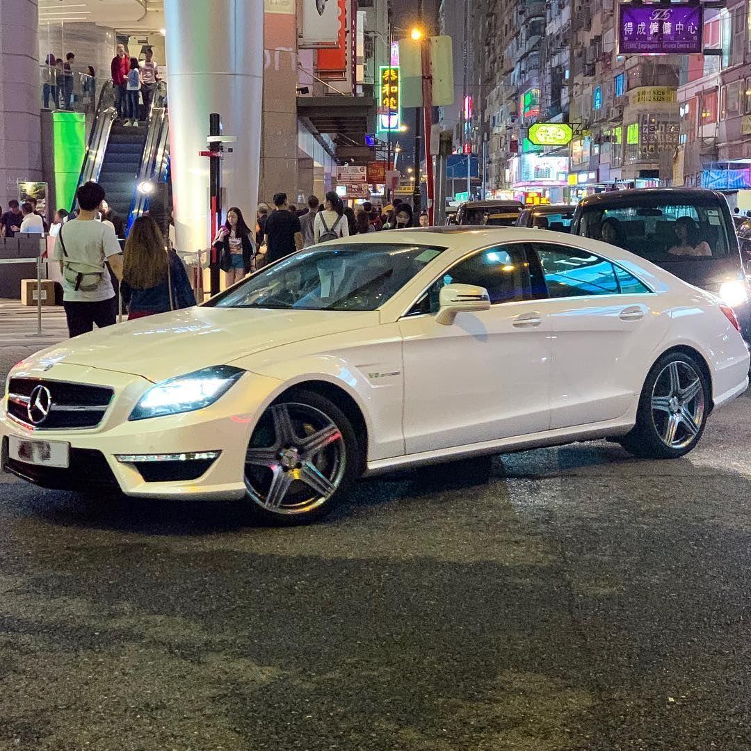 Mercedes Cls 63 Amg W218 In Hong Kong Dream Cars Mercedes Cls Mercedes Benz Cls
