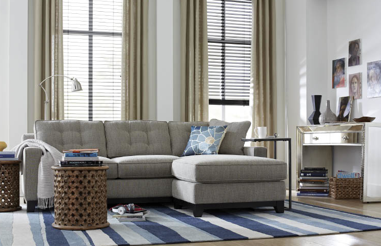 Martha Stewart Collection Saybridge Living Room Furniture Collection Created For Macy S Reviews Furniture Macy S Sectional Sofas Living Room Living Room Sets Furniture Sectional Sofa With Chaise