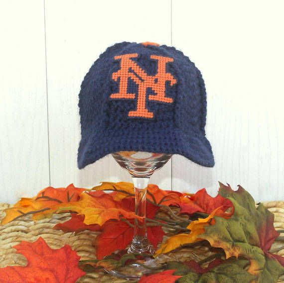 5ce1daaf518 ... discount code for two baby hat knitting patterns new york mets baby hat  ny mets baby ...