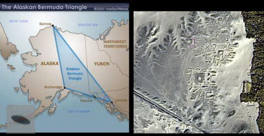 The Triangle In Alaska Is Real Includes Interview On Dreamland
