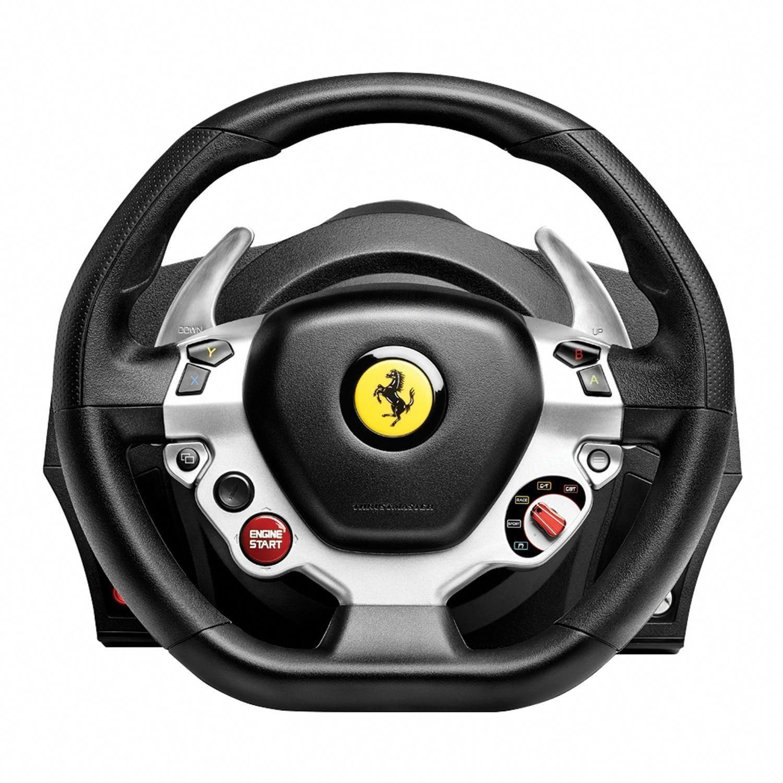 Ferrari458italia Pcthrustmaster Txthrustmaster Thrustmaster Affiliate Ferrari Edition Racing Italia Wheel Racing Wheel Ferrari 458 Ferrari 458 Italia