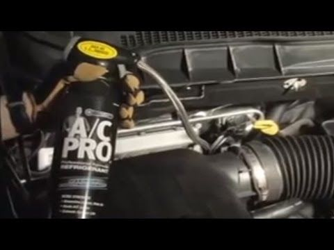 How To Recharge A Car S Ac System The Easy Way You Auto