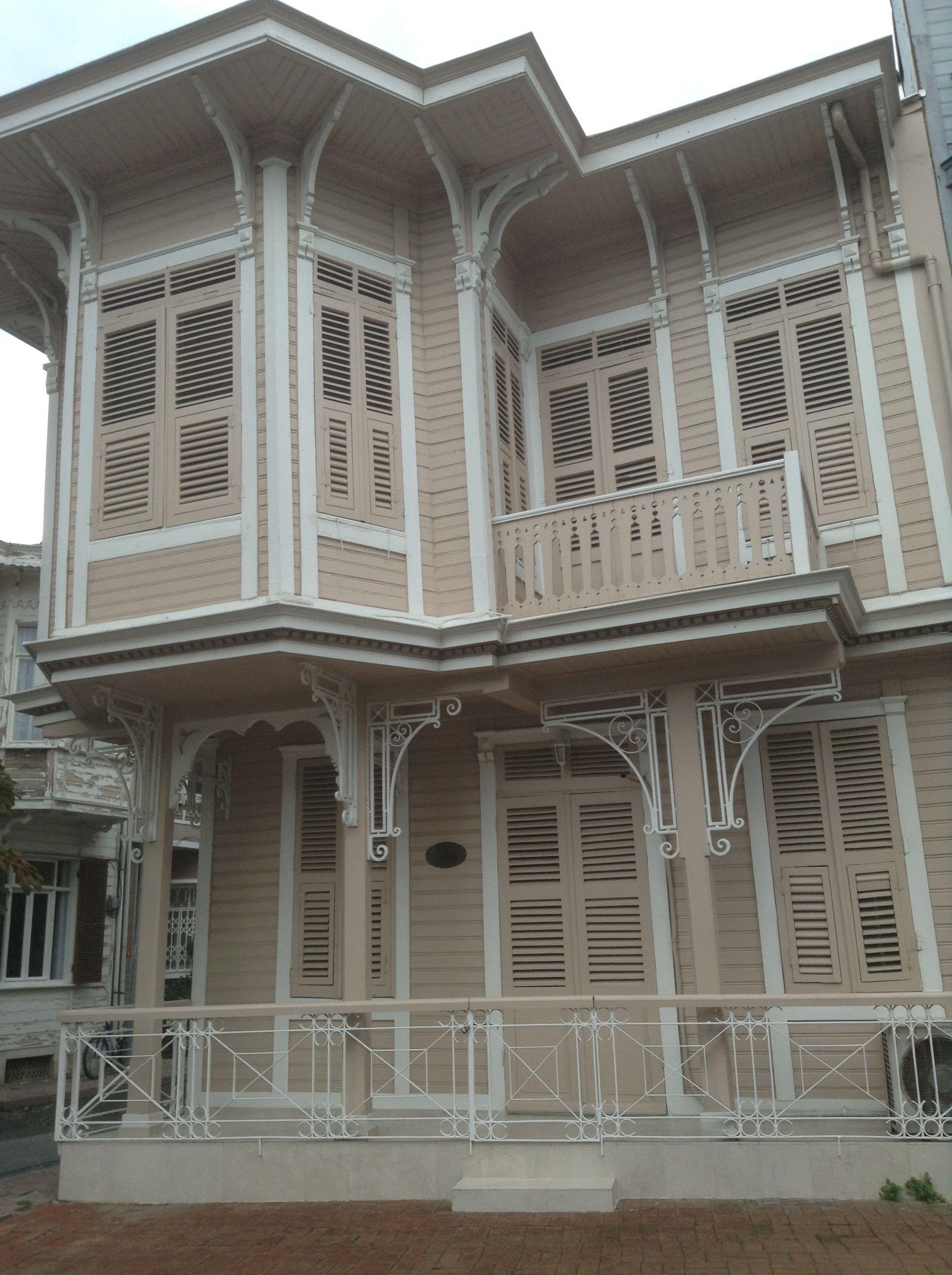 Old style house in Büyükada