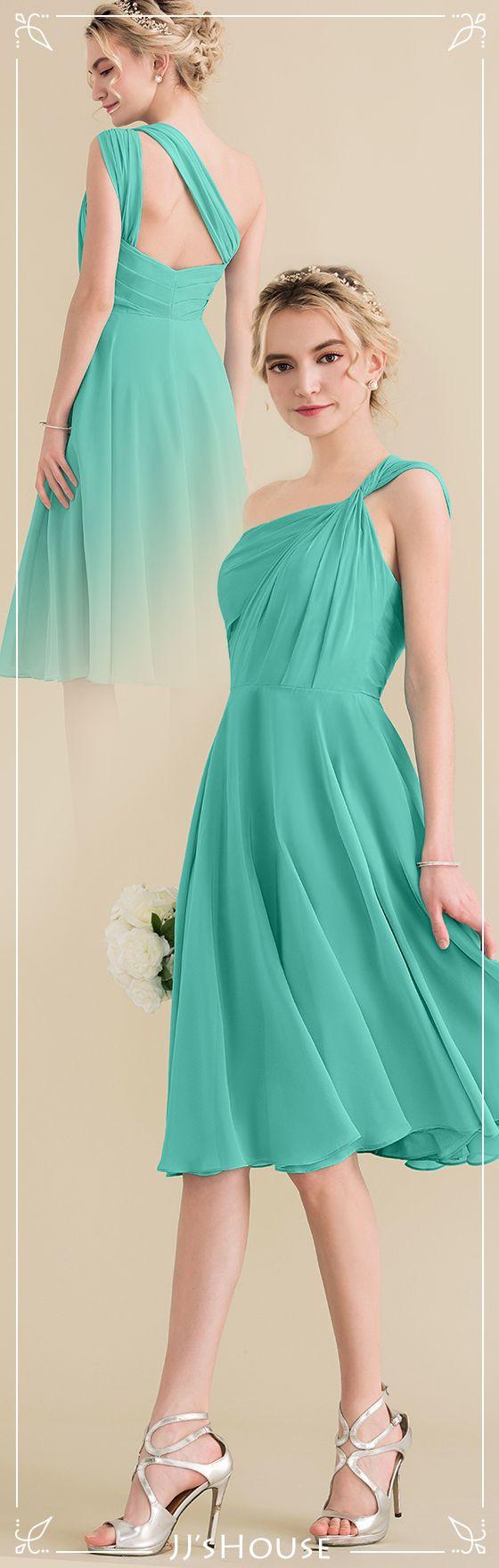 JJsHouse #BridesmaidDresses | Short Prom Dress | Pinterest | Ruffles ...