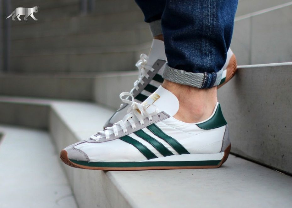 ropa adidas running, Adidas originals country og sneakers