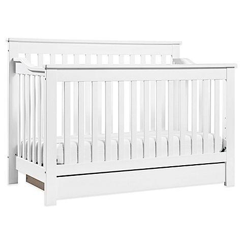 Davinci Piedmont 4 In 1 Convertible Crib Convertible Crib Cribs Under Crib Storage