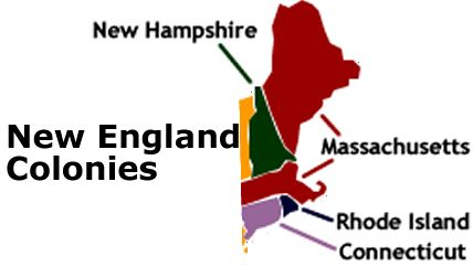 how did the new england colony dress   New England Colonies ...