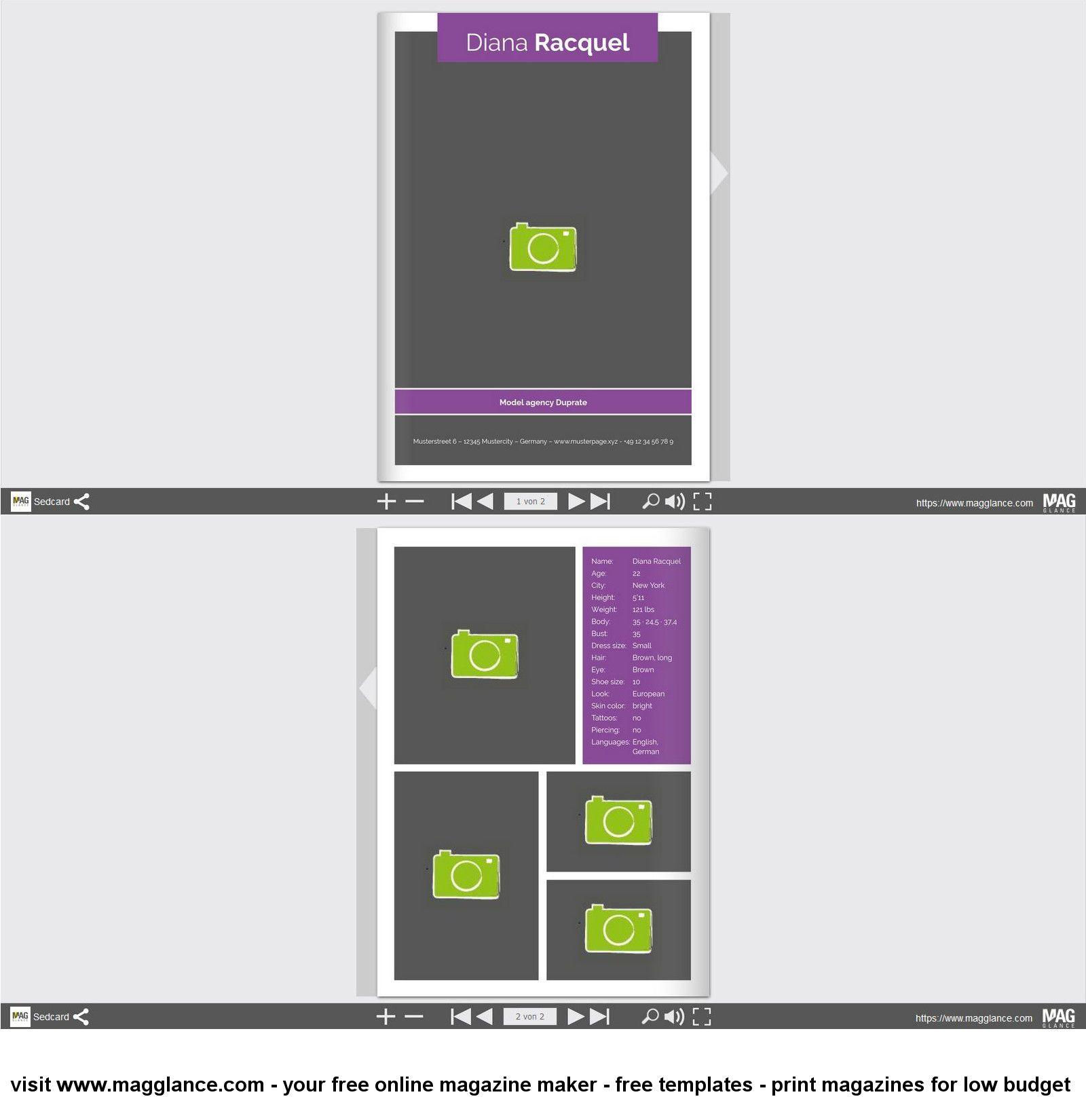 model oder schauspieler sedcard kostenlos online erstellen und g nstig drucken setcard. Black Bedroom Furniture Sets. Home Design Ideas